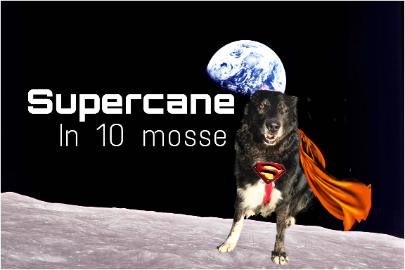 SUPERCANE in 10 mosse
