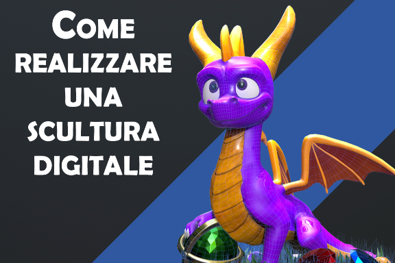 Tutorial 3D: Spyro the dragon